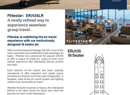 Introducing a new aircraft to the European Charter Market