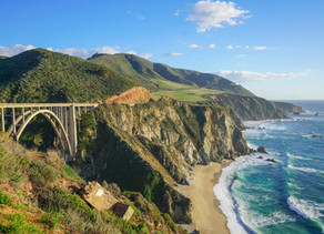 Drive the Pacific Coast Highway