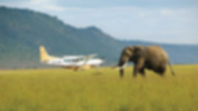 Private Aircraft in Africa Journeys by J