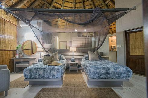 Thonga Beach Lodge Twin Bedroom 2.jpg
