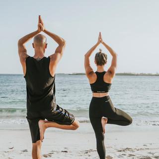 Temple Point Yoga on the Beach