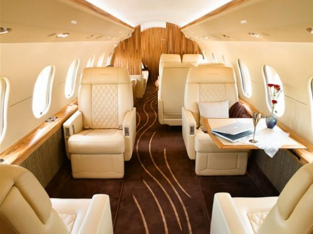 Worldwide Fleet of Business Jets