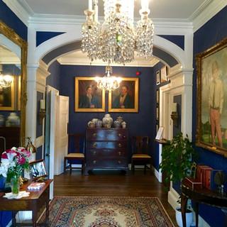 Plas Dinas Hallway