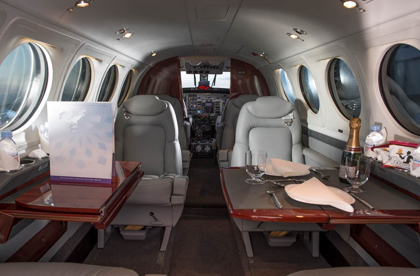 Beechcraft King Air and 1900's available in Africa and Europe