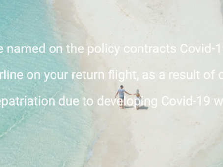 Travel Insurance in a Covid-19 World.