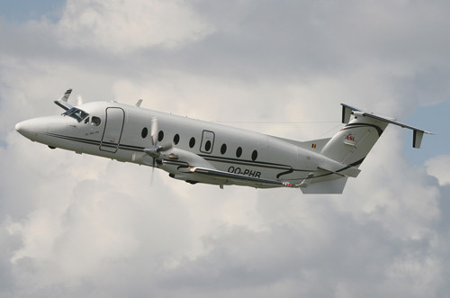 Beechcraft 1900 & King Air's available in Europe and Africa
