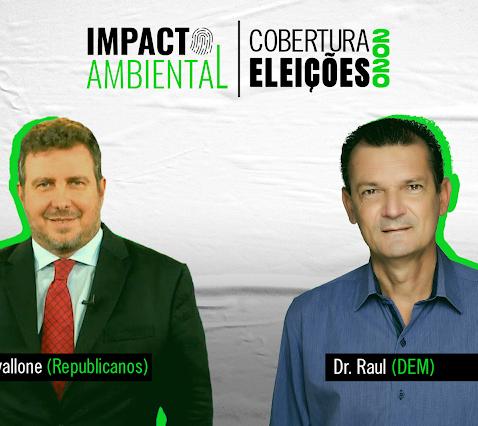 Impacto nas eleições 2020 – Dr. Raul e Edu Avallone
