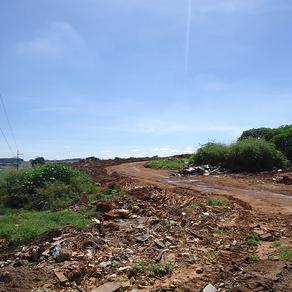ONG denuncia construção de aterro próximo a nascentes em Itapuí