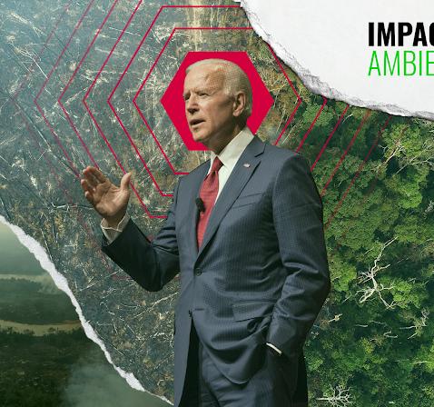 Eleição de Joe Biden impacta a política ambiental no mundo