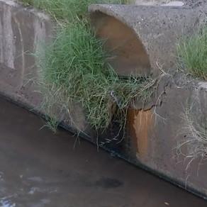 Bauru está entre as piores cidades em tratamento de esgoto