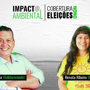 Impacto nas Eleições 2020 – Sérgio Alba e Renata Ribeiro