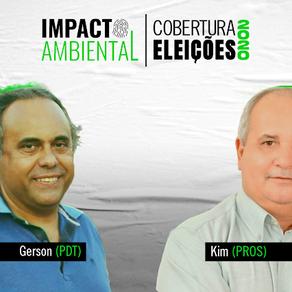 Impacto nas Eleições 2020 – Gerson Pinheiro e Joaquim Oliveira