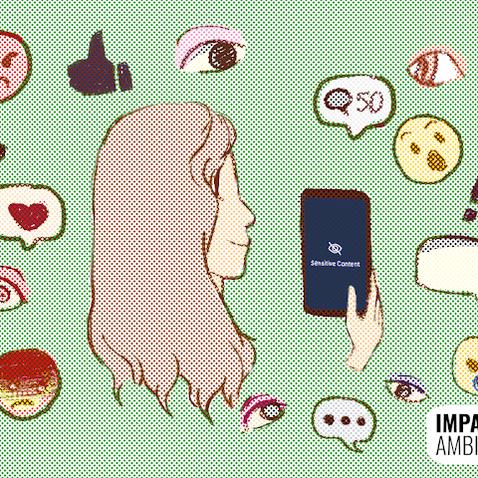 O que o impacto pensa? – A espetacularização no resgate dos animais