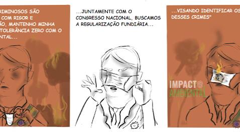 Impacto Visual 002 – Política das queimadas