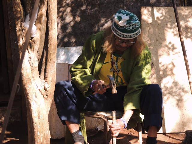 Indígenas Guarani - Tekoá Pyau