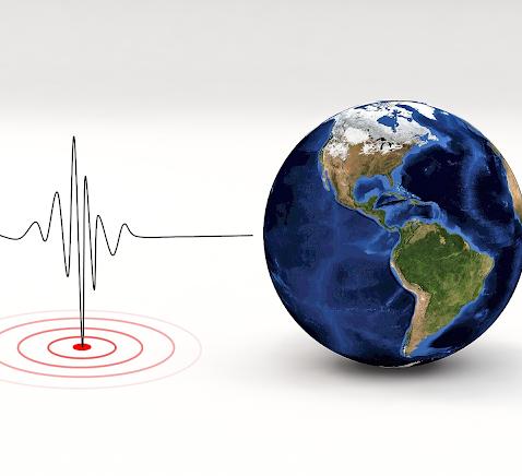 Bahia registra tremores de terra