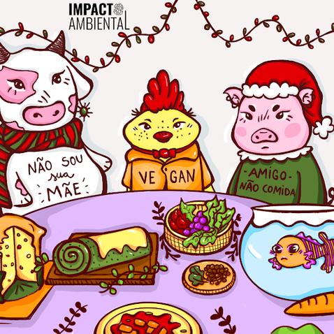 Aprenda a fazer uma ceia de Natal vegana completa