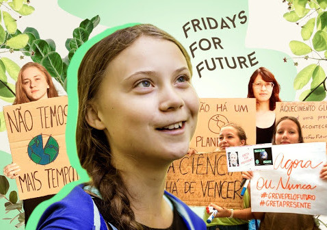 Greta Thunberg e a mobilização socioambiental jovem