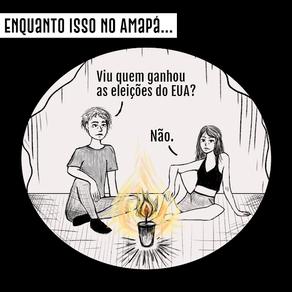 Impacto Visual 003 – Apagão no Amapá