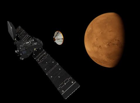 ExoMars 2016: a nova missão marciana