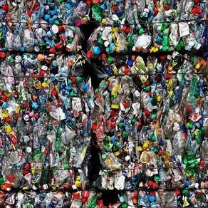 Produção de plásticos aumentou 200 vezes nos últimos 69 anos