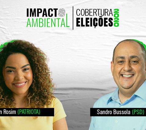Impacto nas eleições 2020 – Suéllen Rosim e Sandro Bussola