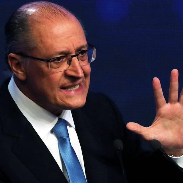 Geraldo Alckmin - PSDB