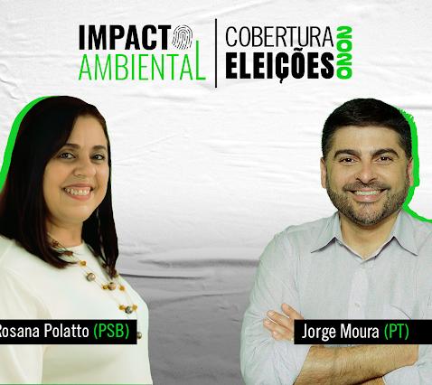 Impacto nas Eleições 2020 – Rosana Polatto e Jorge Moura