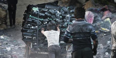 E-lixo: para onde vai seu lixo eletrônico