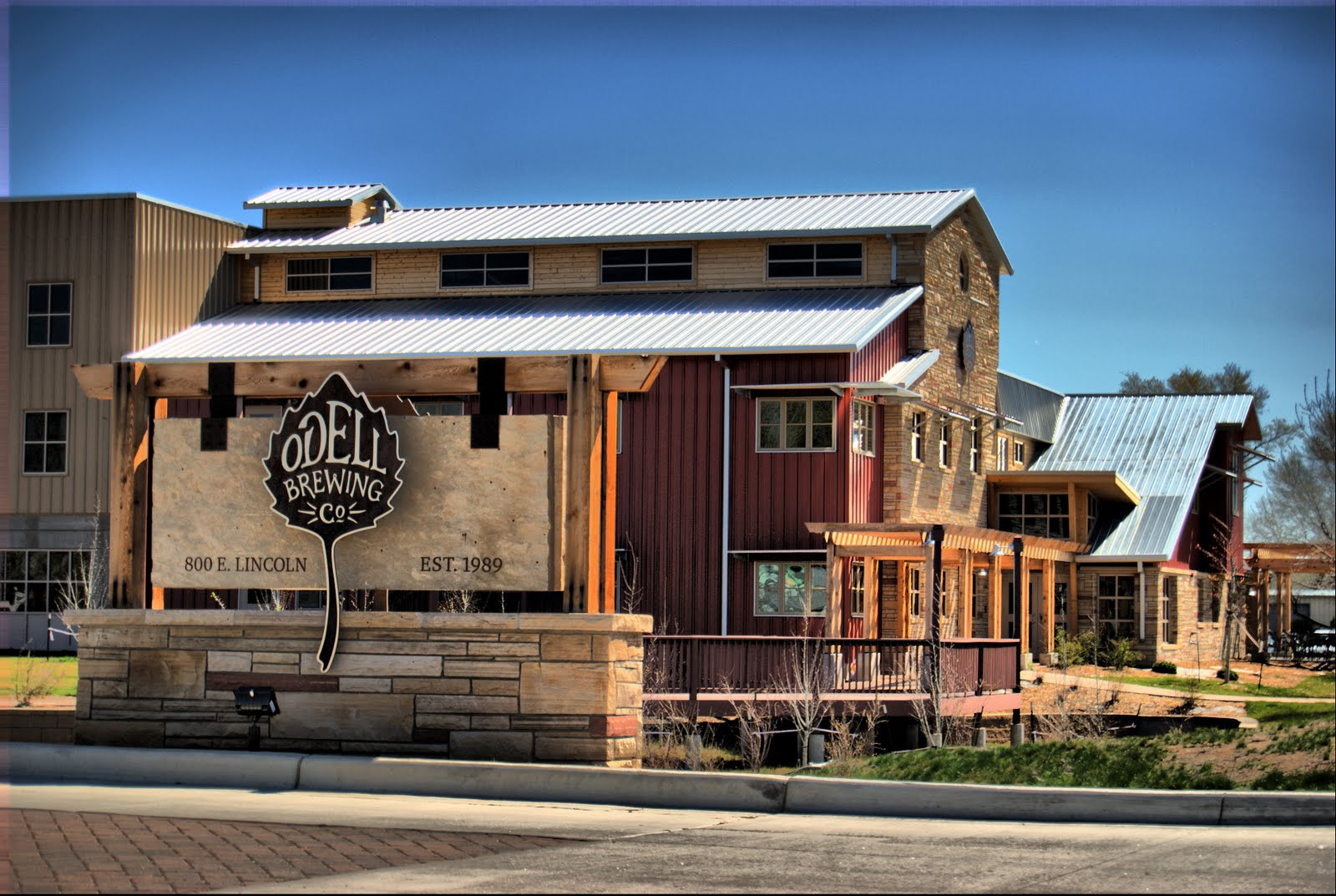 Odell Brewing Company Ft Collins, CO