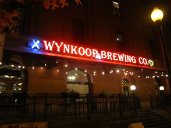 Wynkoop Brewing Co Denver, CO.
