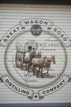 Great Wagon Road Distillery, NC