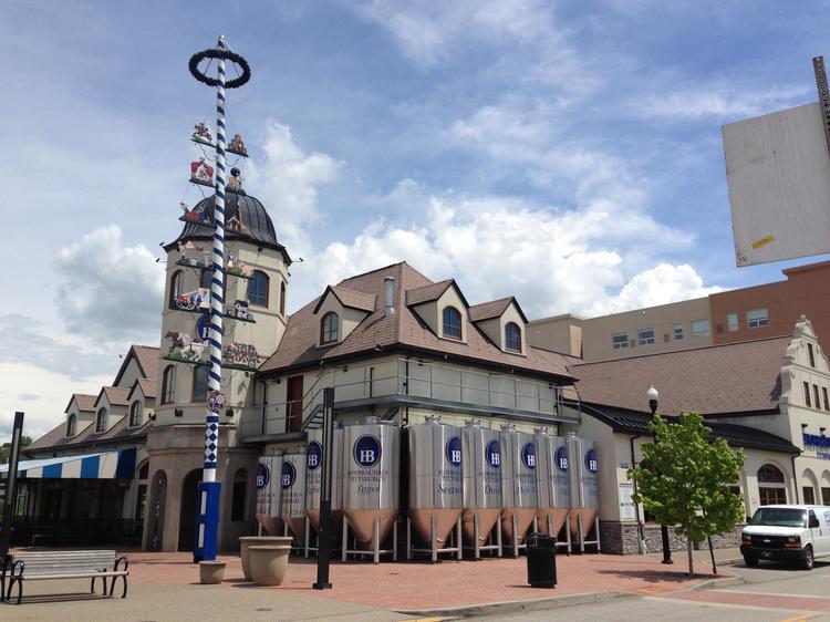Hofbrauhaus Brewery Pittsburgh, PA