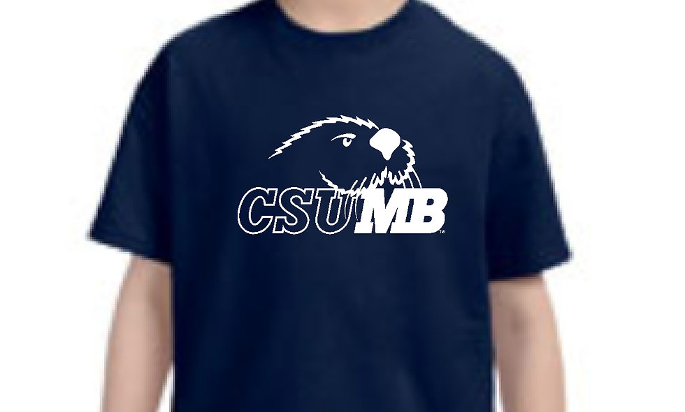 Monterey State University Short Sleeve