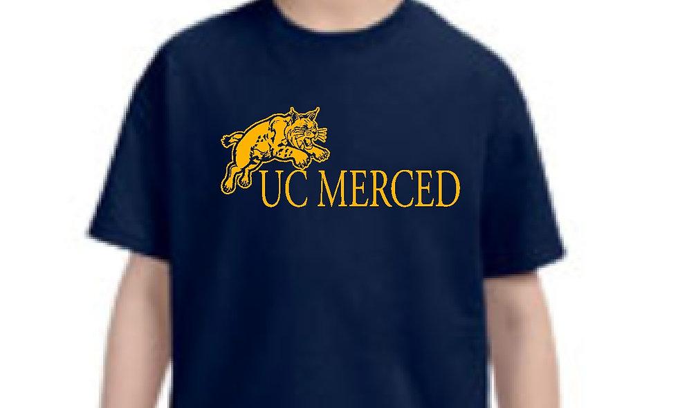 UC Bobcats Short Sleeve