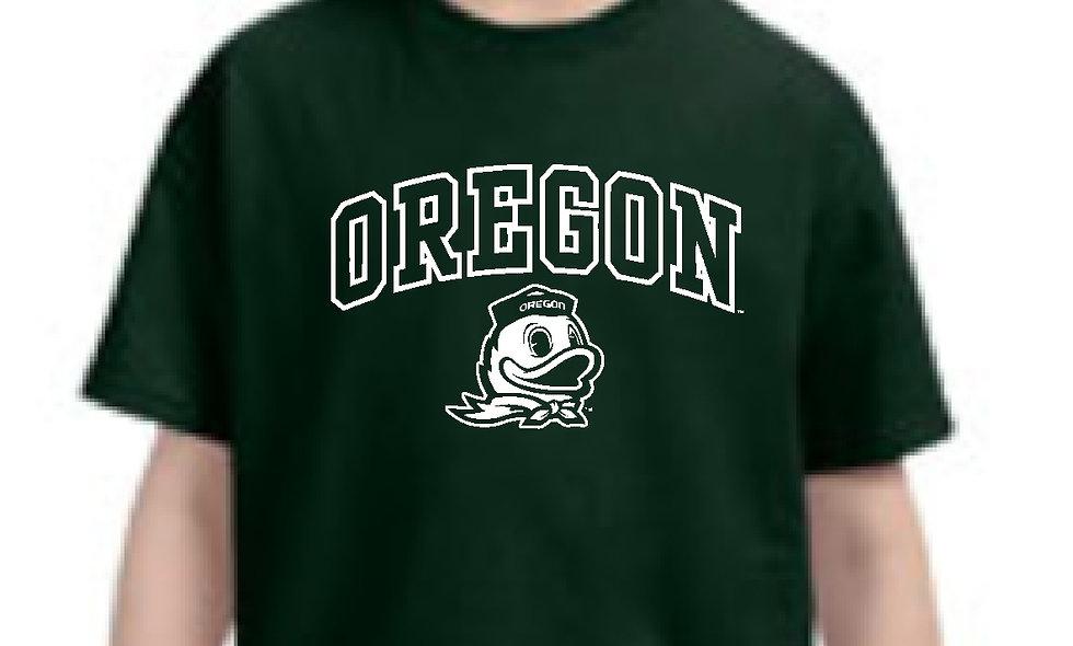 Oregon Ducks Crew Neck