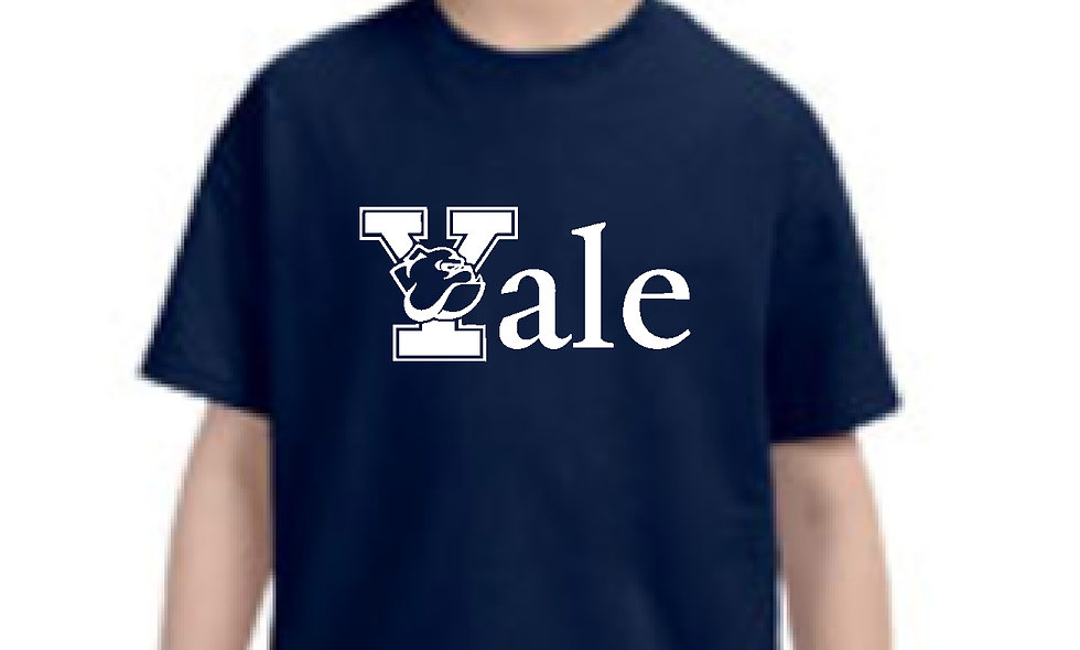 Yale University Short Sleeve