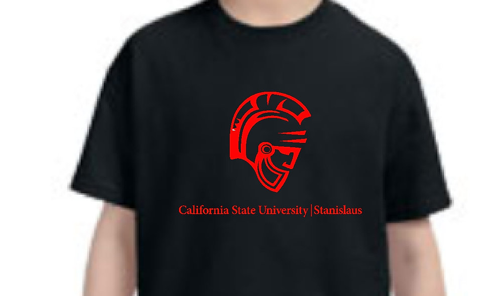 CSU Stanislaus Warriors Short Sleeve
