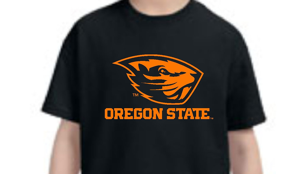 Oregon State Short Sleeve