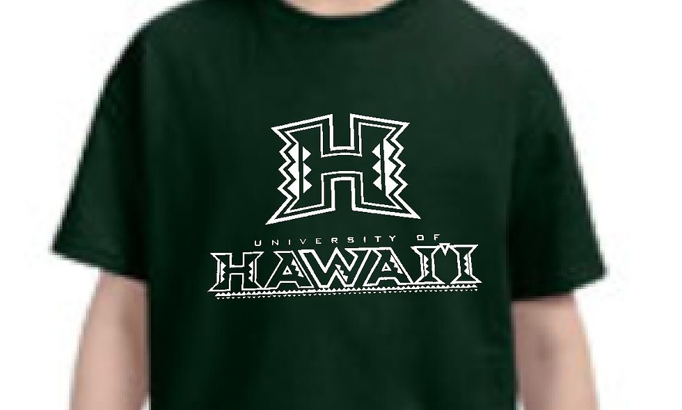 University of Hawaii Short Sleeve