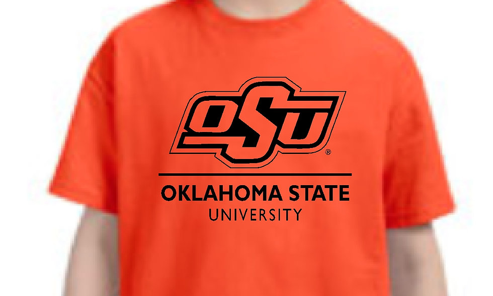 OSU Cowboys Short Sleeve