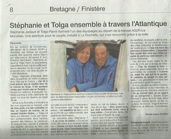 Ouest France 01.04.2016