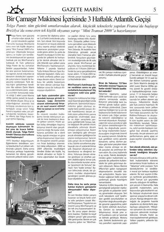 Tolga Mini'03.2009 Gazete Marin LR.jpg