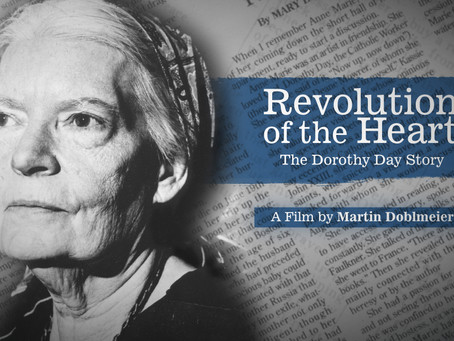 New Film about Dorothy Day Streaming at PBS.org