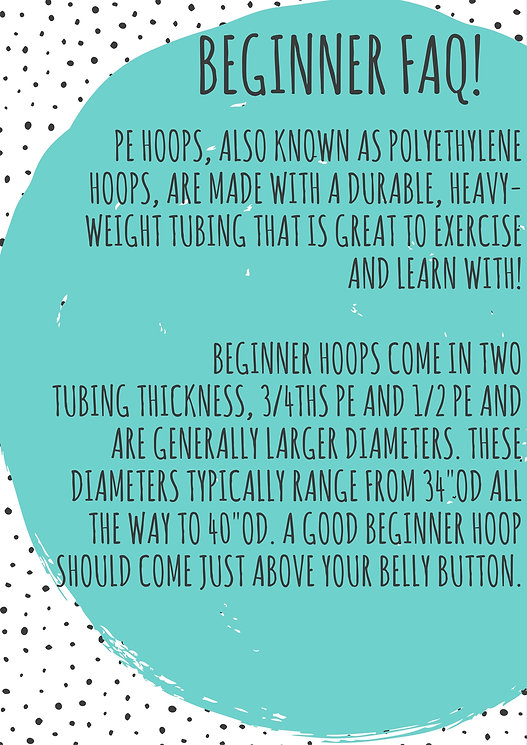 All about Beginner Hoops