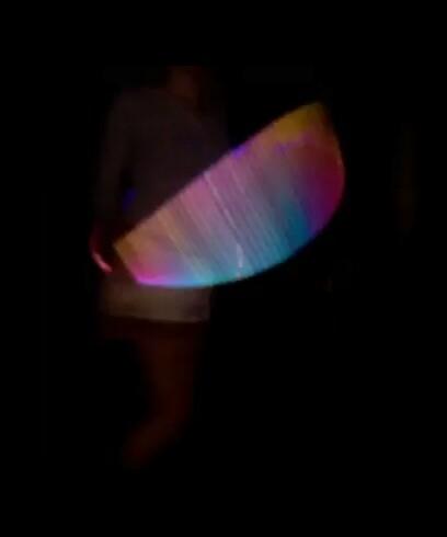 Tri-Morph Reflective Hoop