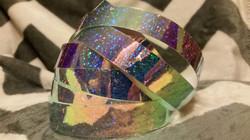 Indigo Galaxy Hoop Tape