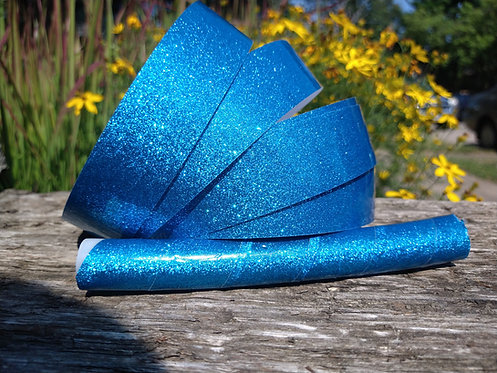 Sky Blue Glitter
