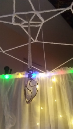 Custom Canopy - Simple Wire Wrap