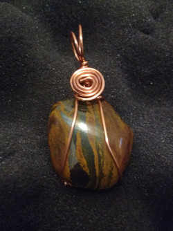 Simple Wire Wrap
